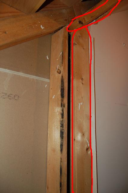 Space Under Stairs Is This A Support Beam